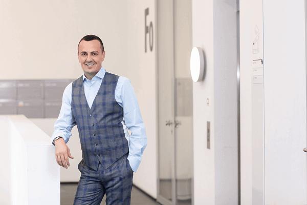 Milan Milic - Inkasso Experte aus der Schweiz