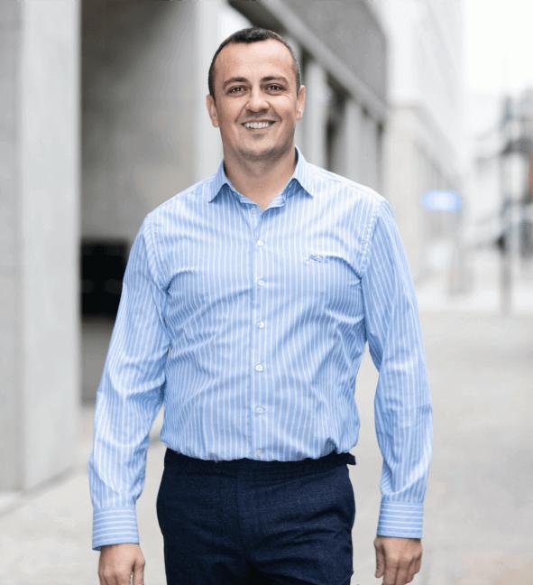 Milan Milic - Unternehmer mit eigner Inkasso Software