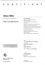Milan Milic - Dale Carnegie Kurs